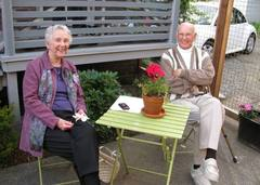 Shirley and Marvin in Courtyard.jpg